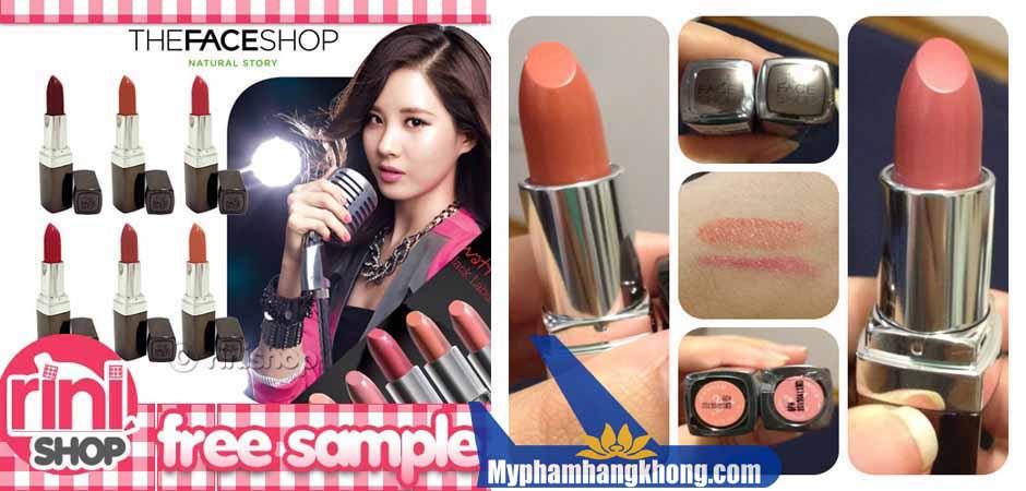 Son Dưỡng lâu phai Black Label LipStick – Hàn Quốc