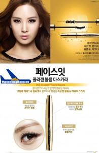 chải-mi-Mascara-Face-it-Collagen-Volume-The-Face-Shop