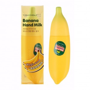 Kem dưỡng chuối Banana Hand Milk TonyMoly