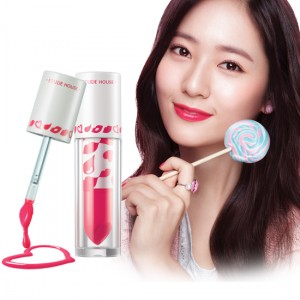 Son lì color liquid lips Etude house