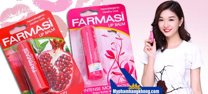 Son môi chống lão hóa Farmasi