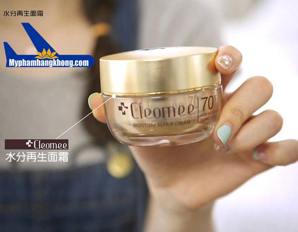 Kem-trang-da-Sua-lua-Cleomee-Moisture-Repair-Cream-50ml-Hàn-2