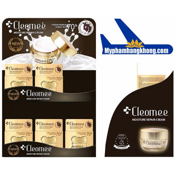 Kem-trang-da-Sua-lua-Cleomee-Moisture-Repair-Cream-50ml-Hàn-3