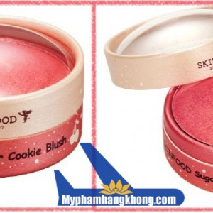 Phấn má hồng skinfood Sugar Cookie Blusher