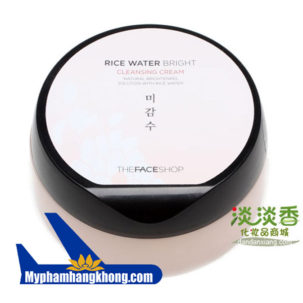 Kem-tẩy-trang-gạo-The-Face-Shop-Rice-Water-Bright-Cleansing-Cream-2