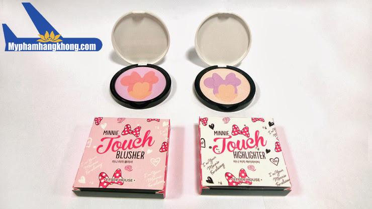 XOXO Minnie Touch Blusher – Phấn má hồng Minnie