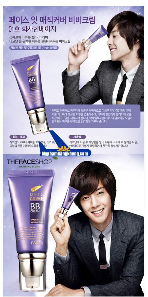 Kem-nen-BB-Cream-Magic-Cover-The-Face-Shop-45ml-2