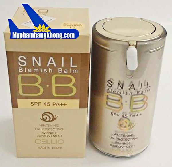 Kem-nen-BB-Snail-Blemish-Balm-CELLIO-40ml-Han-Quoc-3