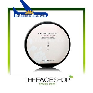 Kem-tẩy-trang-gạo-The-Face-Shop-Rice-Water-Bright-Cleansing-Cream-1