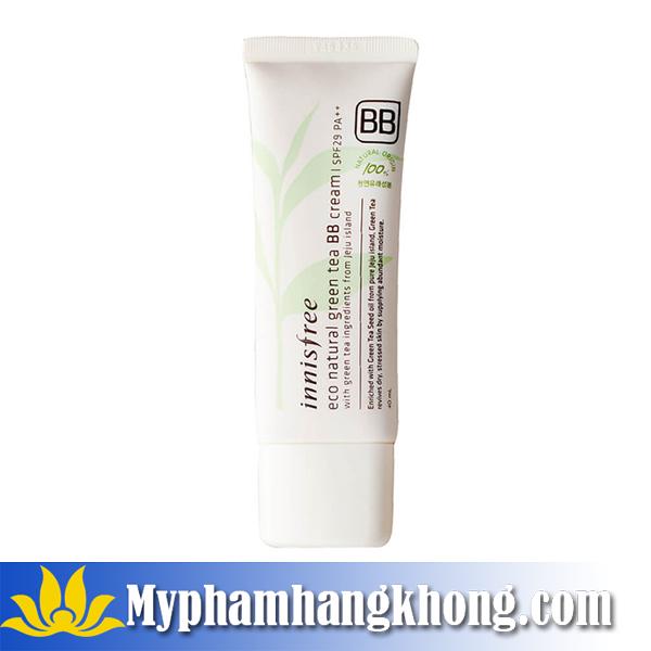 kem-nen-bb-cream-tra-xanh-innisfree-eco-natural-green-tea-bb-cream-spf29-pa-mphk