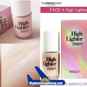 Kem Lót Nhũ Face it Highlighter Beam