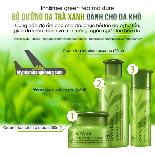 set-nuoc-hoa-hong-tu-tra-xanh-innisfree-green-tea-moisture-skin