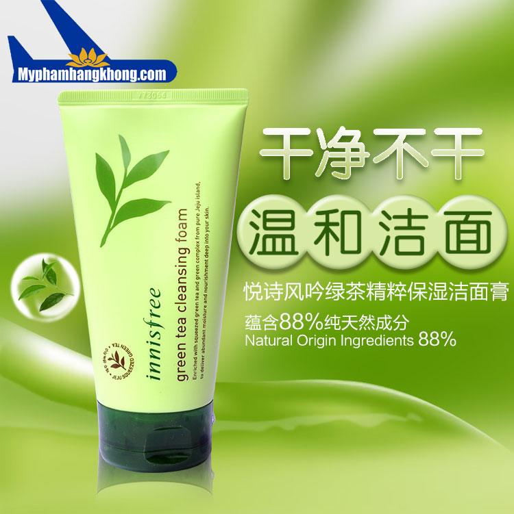 sua-rua-mat-tra-xanh-innisfree-green-tea-pure-cleansing-foam-han-5