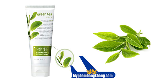sua-rua-mat-tra-xanh-the-face-shop-green-tea-han-2