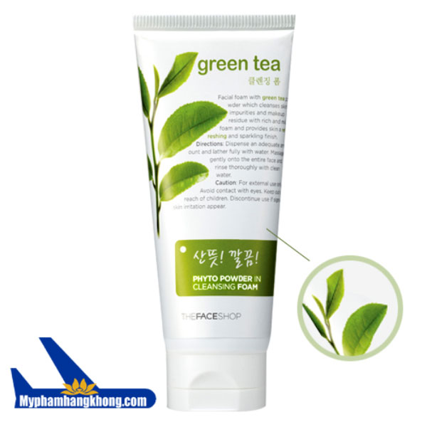 sua-rua-mat-tra-xanh-the-face-shop-green-tea-han-3