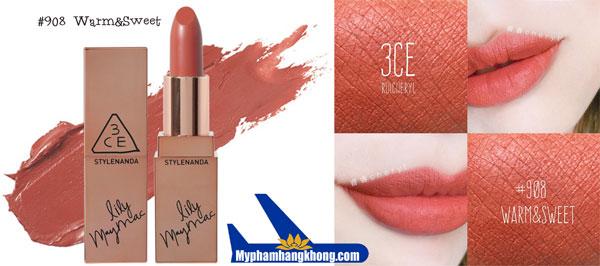 Son-3CE-Lily-MayMac-Matte-Lip-Color-tone-nude-3