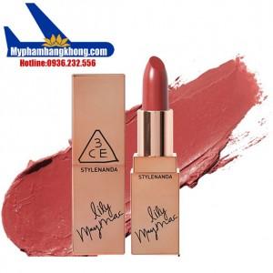 Son-3CE-Lily-MayMac-Matte-Lip-Color-tone-nude-7