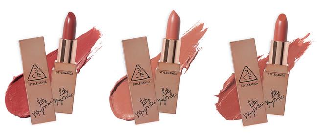 Son 3ce Lily Maymac màu nào đẹp nhất ?