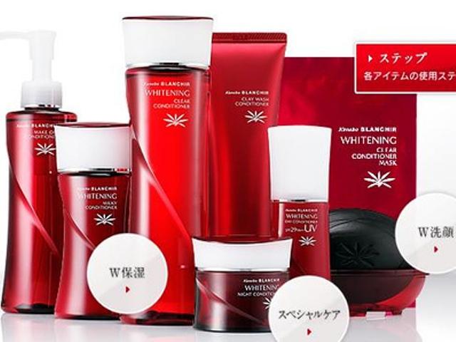 Nguồn hàng mỹ phẩm Nhật Bản Giá sỉ: mỹ phẩm kanebo