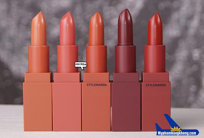 son-li-3ce-mood-recipe-matte-lip-color