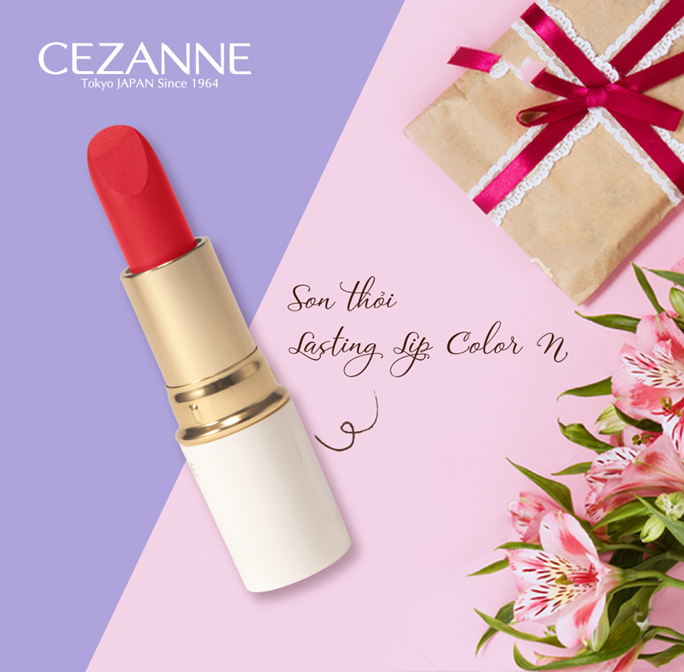 CEZANNE Lasting Lip Color N