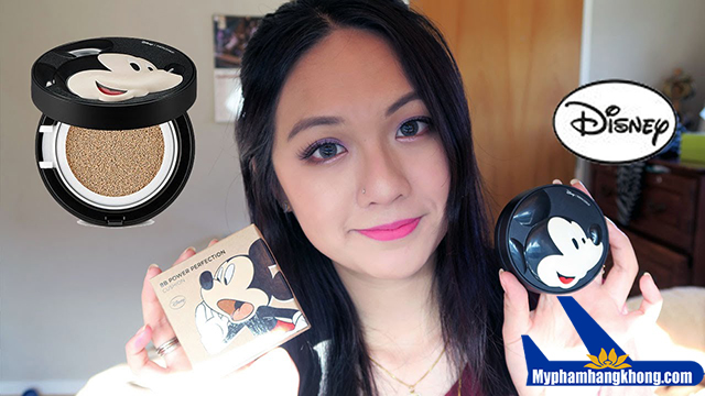 Phan-nuoc-Mickey-The-Face-Shop-BB-Power-Perfection-Cushion-SPF50+-PA+++-1