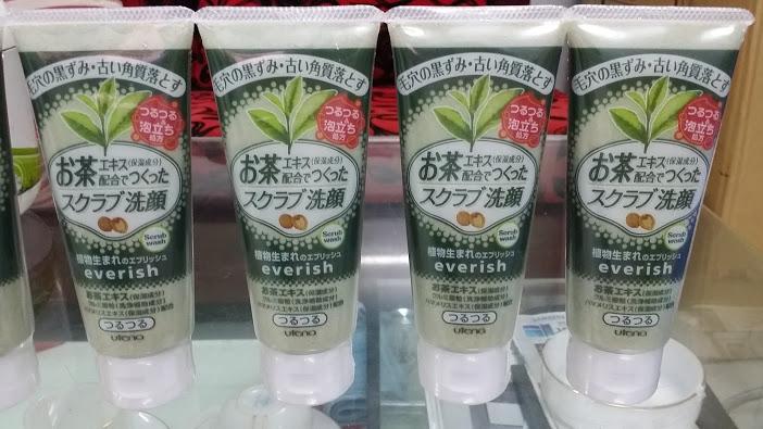 sữa rửa mặt everish