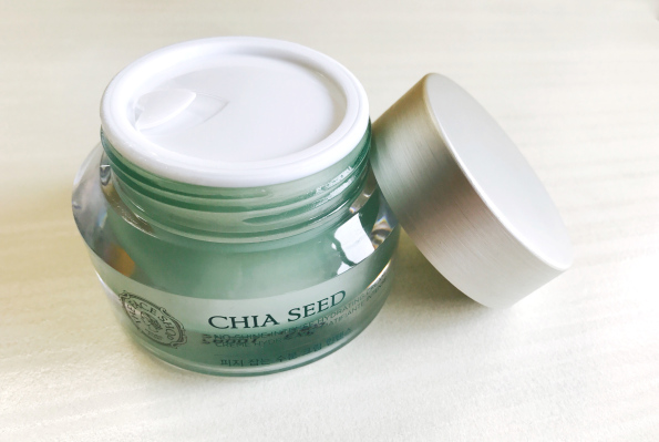 Chia Seed No Shine Hydrating Cream