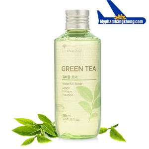 Nước hoa hồng từ trà xanh Innisfree Green Tea Moisture Skin