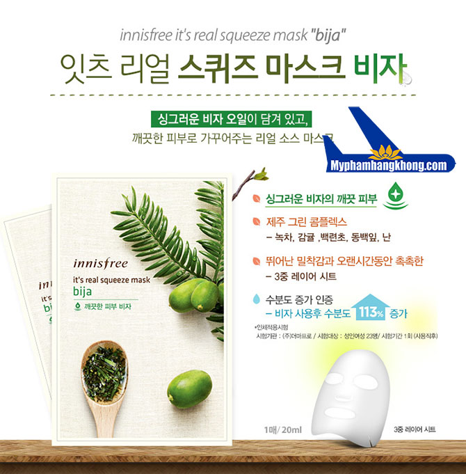 Innisfree-It's-real-squeeze-mask-Bija