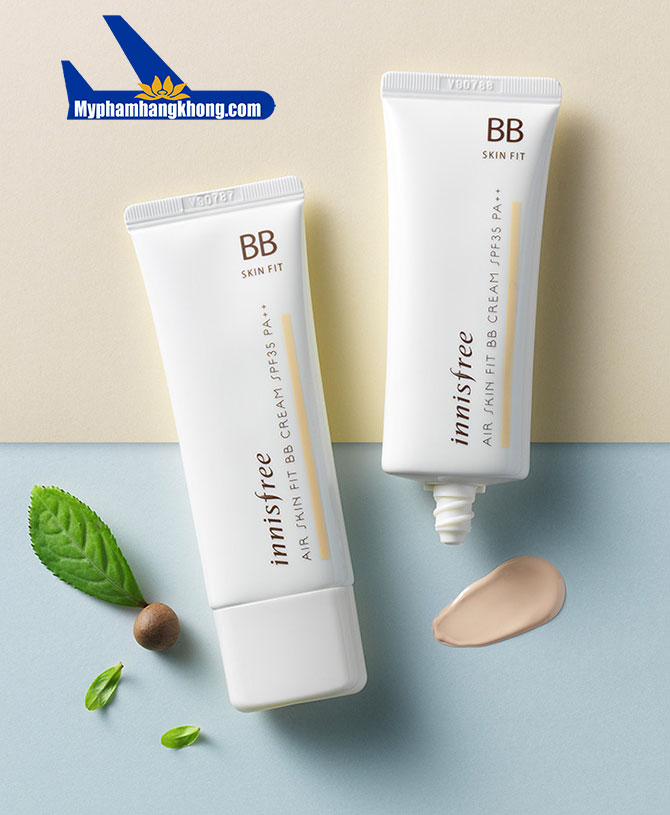 Kem-nen-Innisfree-Air-Skin-Fit-BB-Cream-SPF35-PA++2