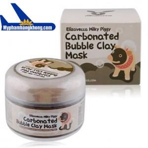 Mặt-Nạ-Bì-Heo-Elizavecca-Milky-Piggy-Carbonated-Bubble-Clay-Mask-4
