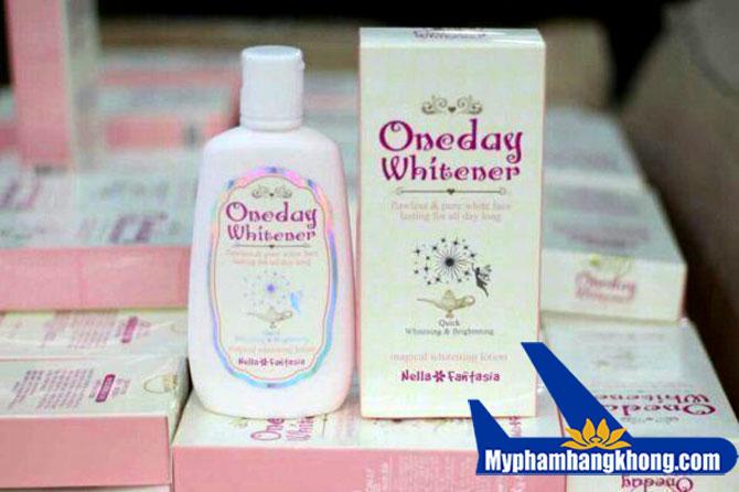 Sữa-dưỡng-thể-trắng-da-Oneday-Whitener-120ml-1