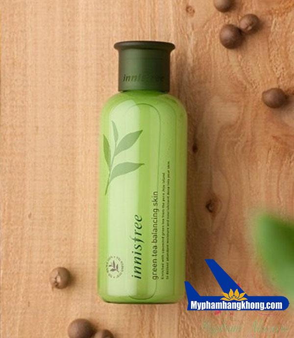 Sữa-dưỡng-trà-xanh-Innisfree-Green-Tea-Balancing-Lotion-15ml-1