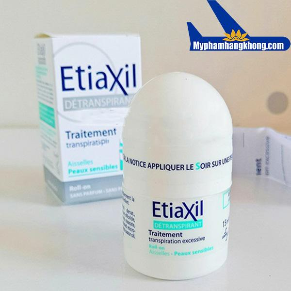 Lăn khử mùi đặc trị hôi nách Etiaxil