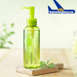 tẩy-trang-Innisfree-Apple-Seed-Cleansing-Gel