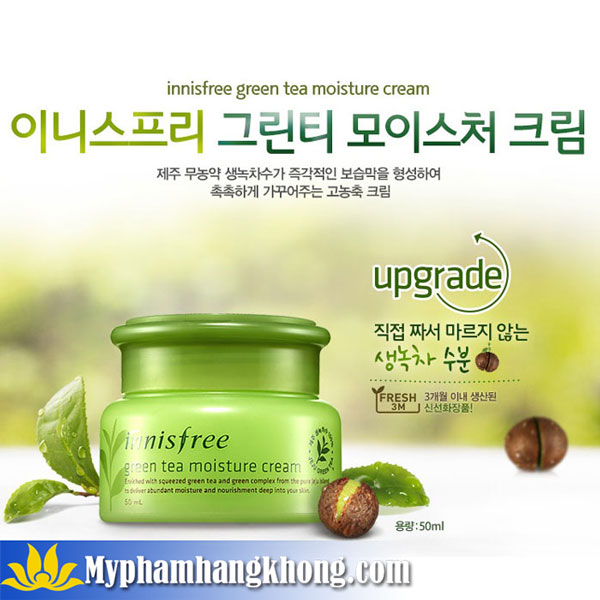 Innisfree-Green-Tea-Moisture-Cream-2