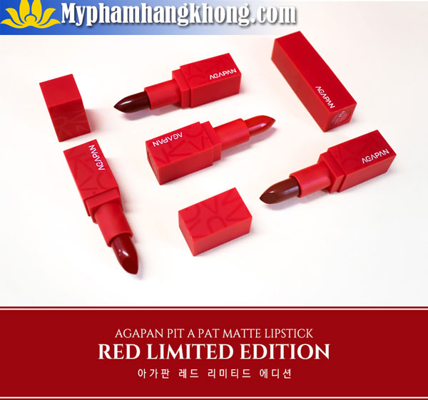 Son-agapan-red-limited-edition