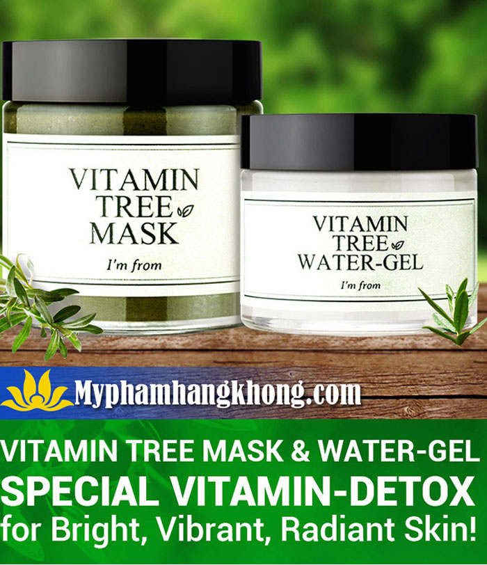 Kem-vitamin-Tree-Water-gel-I'm-from-han-quoc-2