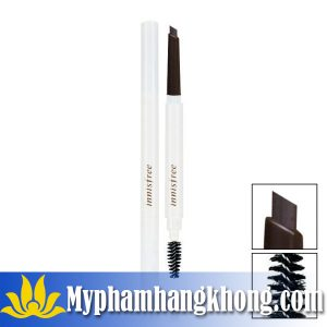 Chi ke may hai dau Innisfree Auto Eyebrow Pencil Han Quoc