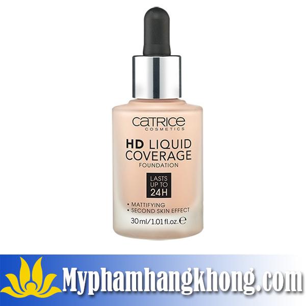 Kem nen Catrice HD Liquid Coverage 24h Duc