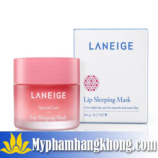 Mat na ngu moi Laneige Lip Sleeping Mask 20g Han Quoc