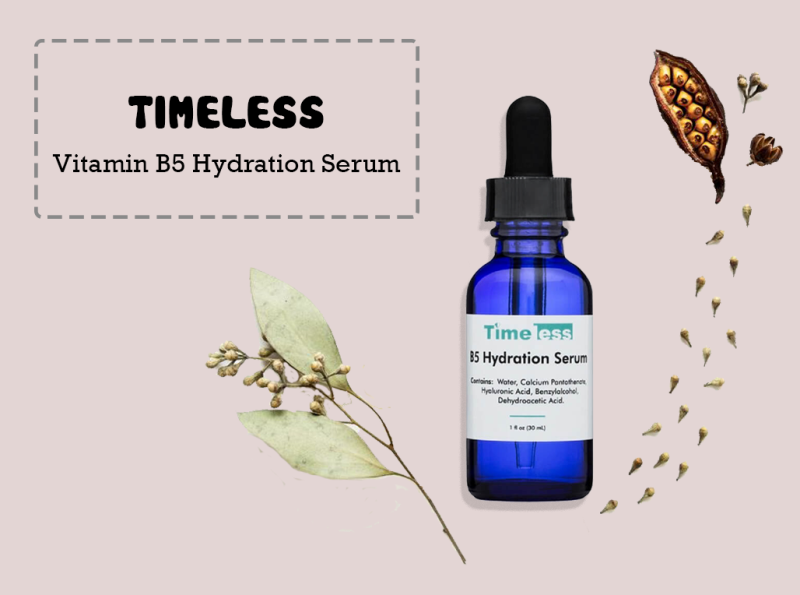 Serum Timeless B5 hydration My 4