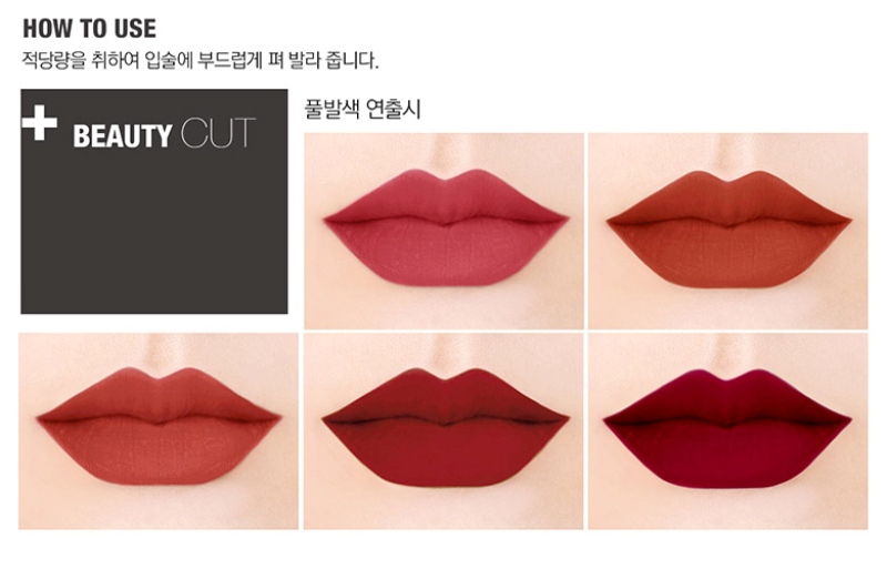 Son Bbia Last Velvet Lip Tint Version 3 Han Quoc 10