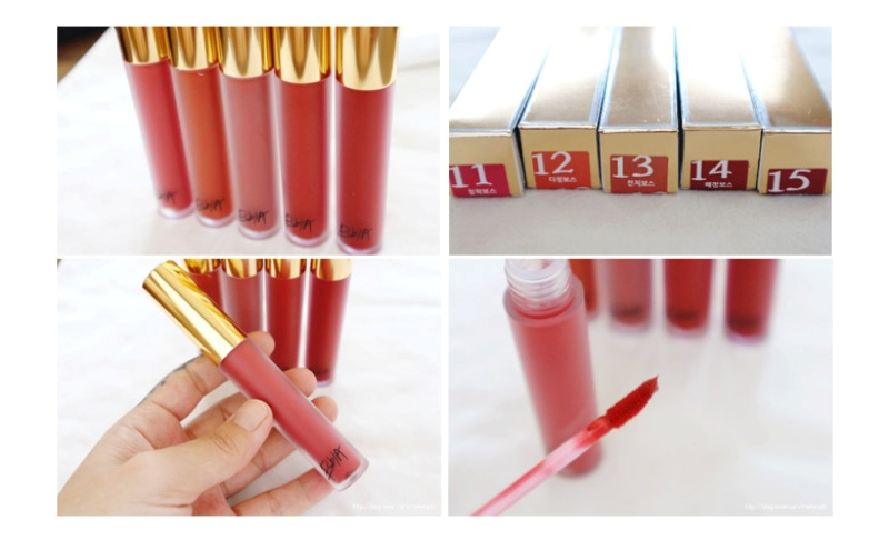 Son Bbia Last Velvet Lip Tint Version 3 Han Quoc