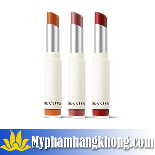 Son Innisfree Real Fit Creamy Lipstick Han Quoc