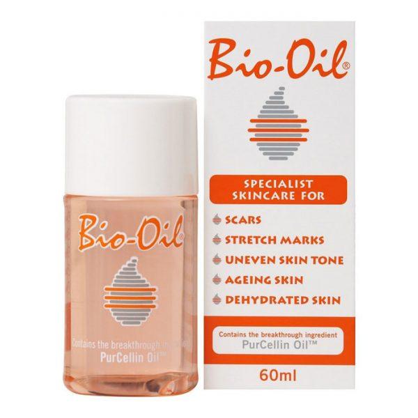 Tinh dầu Bio-Oil 60ml Úc - Kem chống trị rạn da, làm mờ sẹo